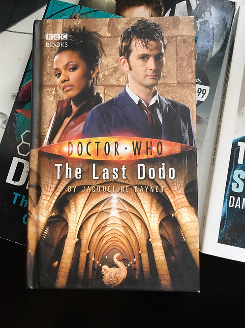 The Last Dodo by Jacqueline Rayer