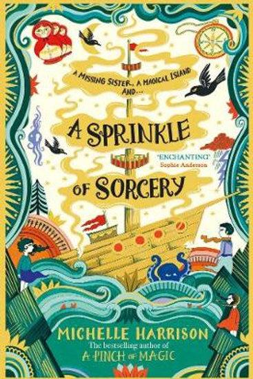 A Sprinkle of Sorcery (Paperback) Michelle Harrison