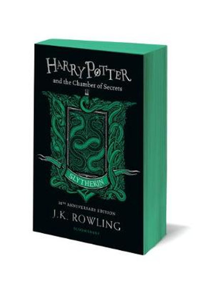 Harry Potter and the Chamber of Secrets - Slytherin Edition J. K. Rowling