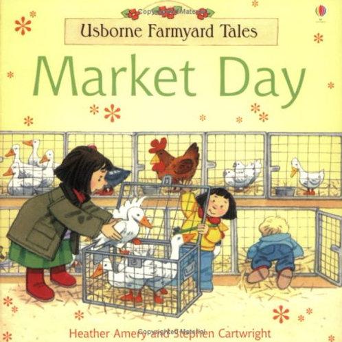 Market Day - Farmyard Tales Minibook Series (Paperback) Heather Amery (author)