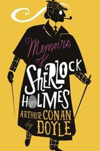 The Memoirs of Sherlock Holmes - Alma Junior Classics - Arthur Conan Doyle