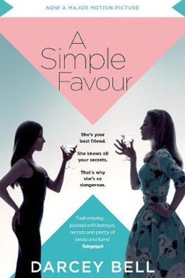 A Simple Favour (Paperback) Darcey Bell