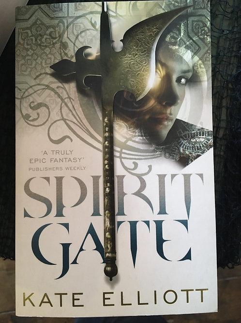 Spirit Gate: Book One of Crossroads (Paperback) Kate Elliott (Author)