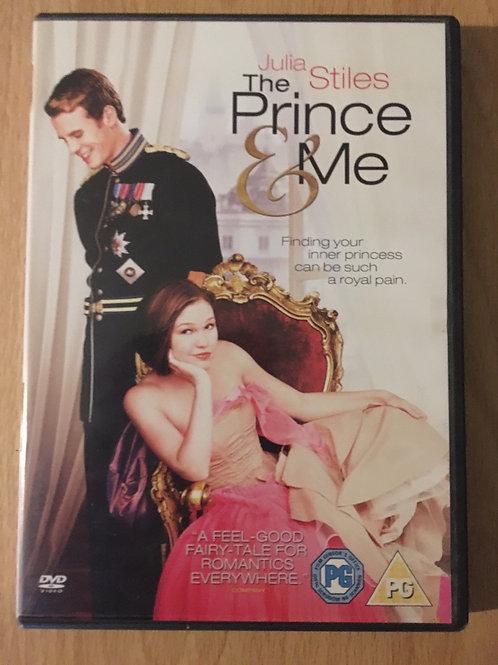 The Prince & Me DVD
