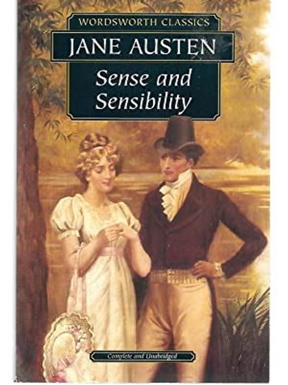 Sense and Sensibility - Jane Austen (Wordsworth Classics)