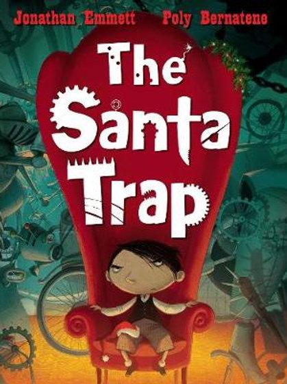 The Santa Trap (Paperback) Jonathan Emmett (author), Poly Bernatene (illustrator