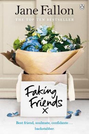 Faking Friends (Paperback) Jane Fallon