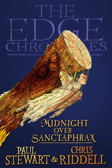 The Edge Chronicles 6: Midnight Over Sanctaphrax by Chris Riddell & Paul Stewart