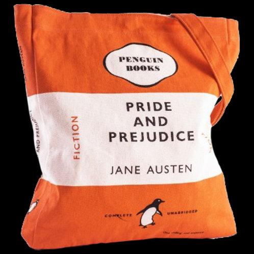 Pride And Prejudice Cloth Bag
