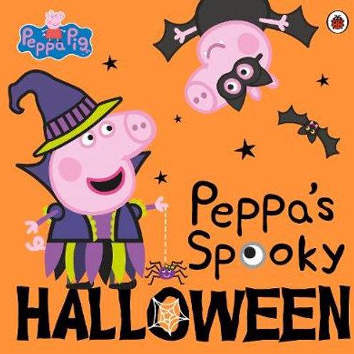 Peppa Pig: Peppa's Spooky Halloween - Peppa Pig (Paperback)