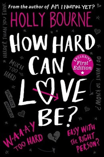 How Hard Can Love Be? - The Spinster Club 2 (Paperback) Holly Bourne