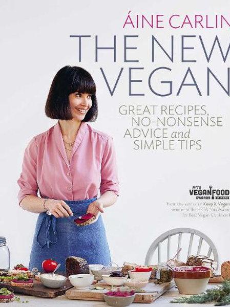 The New Vegan - Aine Carlin