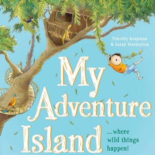 My Adventure Island (Paperback) Timothy Knapman (author), Sarah Warburton