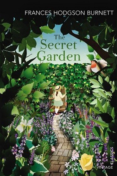 The Secret Garden (Paperback) Frances Hodgson Burnett (author)