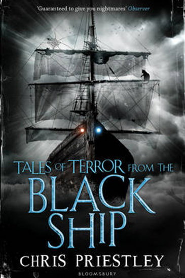 Tales of Terror from the Black Ship (Paperback) Chris Priestley (author)