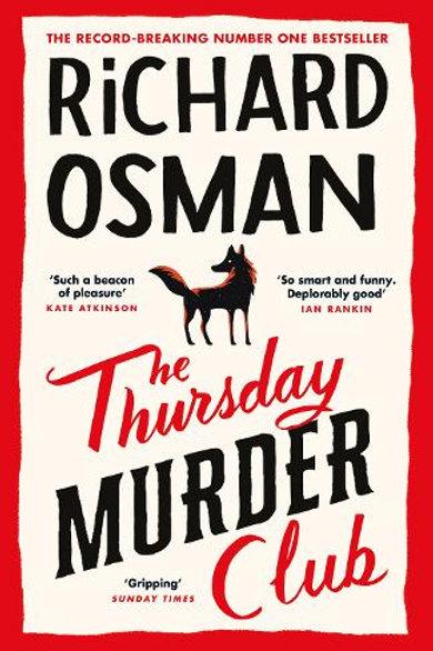 The Thursday Murder Club - The Thursday Murder Club 1 (Hardback) Richard Osman