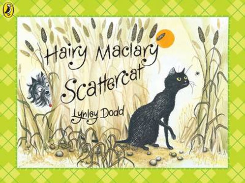 Hairy Maclary Scattercat - Hairy Maclary and Friends (Paperback) Lynley Dodd
