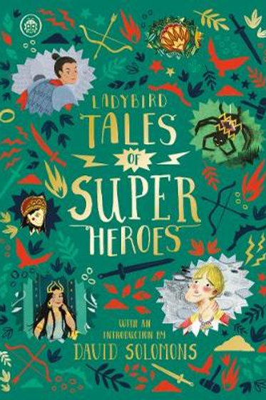 Ladybird Tales of Super Heroes introduction by David Solomons