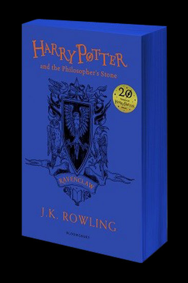 Harry Potter and the Philosopher's Stone - Ravenclaw Edition J. K. Rowling
