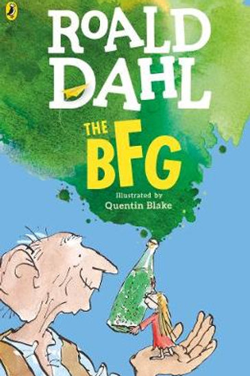 The BFG (Paperback) Roald Dahl (author), Quentin Blake (illustrator)