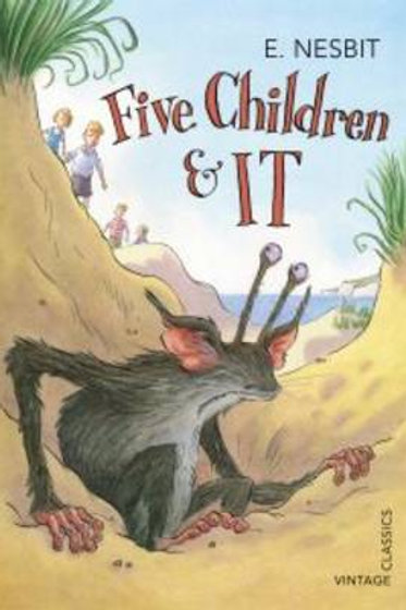 Five Children and It (Paperback) E. Nesbit
