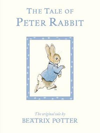 The Tale Of Peter Rabbit - Beatrix Potter Originals (Board book)