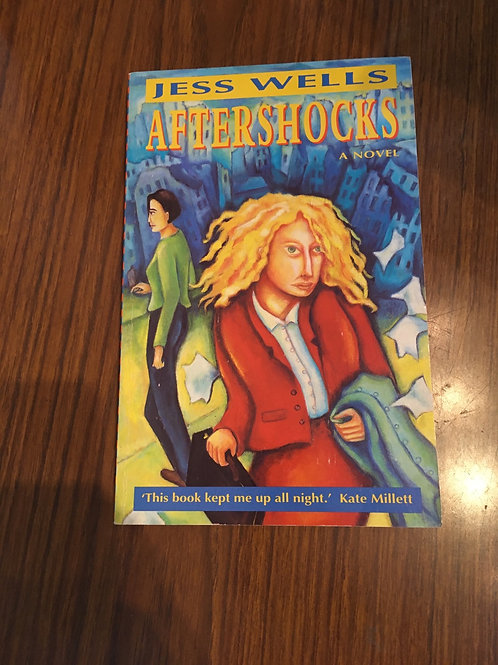 Aftershocks by Jess Wells