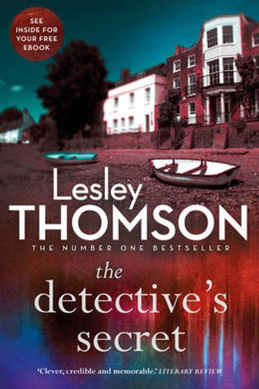 The Detective's Secret (Paperback) Lesley Thomson (author)