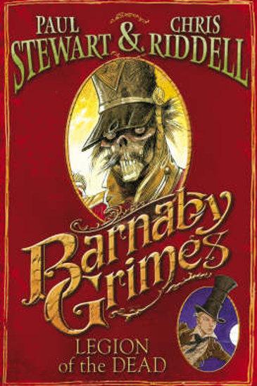 Barnaby Grimes Legion of the Dead by Paul Stewart & Chris Riddell