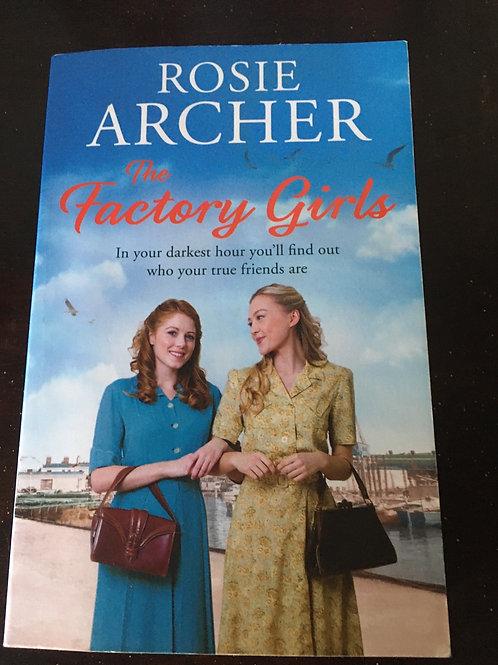 The factory girls by Rosie archer