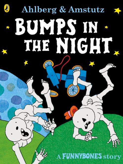 Funnybones: Bumps in the Night - Allan Ahlberg  Andre Amstutz (Illustrator)