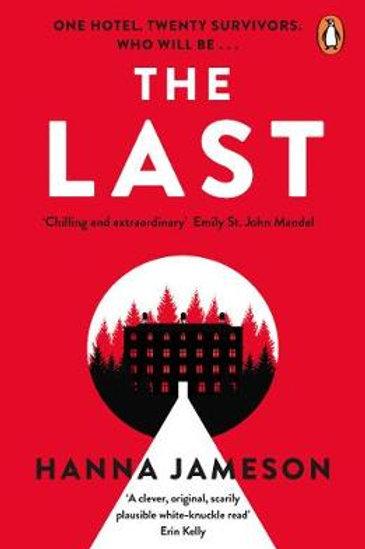 The Last (Paperback) Hanna Jameson (author)