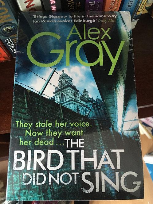 Alex Gray Book Set 3 books
