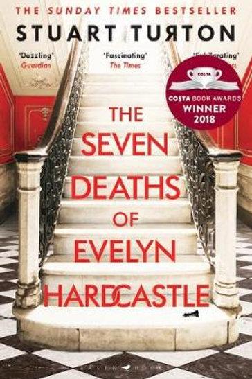 The Seven Deaths of Evelyn Hardcastle (Paperback) Stuart Turton (author)