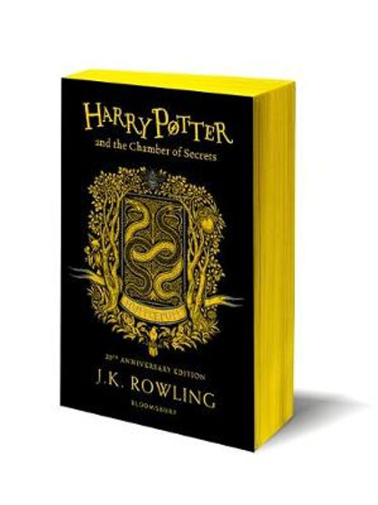 Harry Potter and the Chamber of Secrets - Hufflepuff Edition J. K. Rowling
