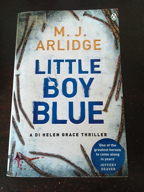 Little Boy Blue by M.J. Arlidge