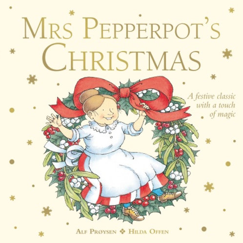 Mrs Pepperpot's Christmas - Alf Proysen  Hilda Offen (Illustrator)  Sue Buswell
