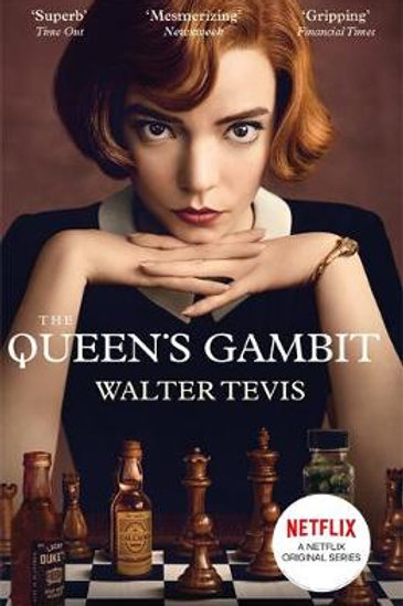 The Queen's Gambit: Now a Major Netflix Drama (Paperback) Walter Tevis (author)