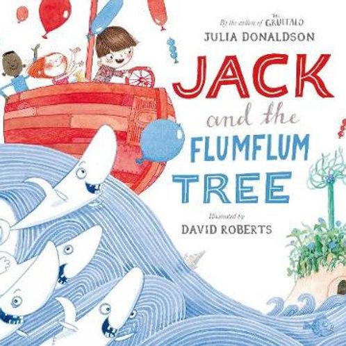 Jack and the Flumflum Tree (Hardback) Julia Donaldson (author), David Roberts