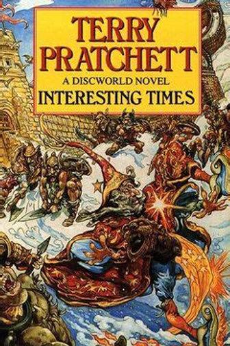 Interesting Times - Terry Pratchett