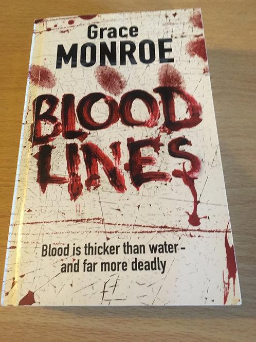 Blood Lines by Grace Monroe
