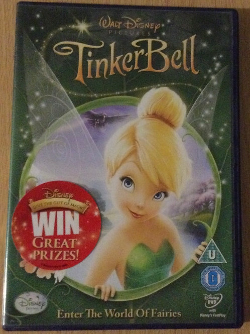 Walt Disney pictures Tinkerbell DVD