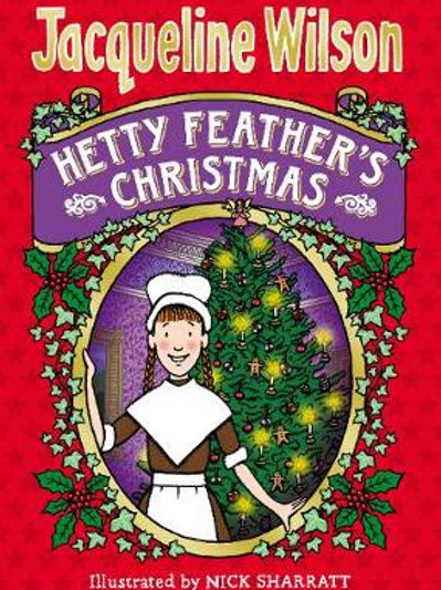 Hetty Feather's Christmas - World of Hetty Feather  Jacqueline Wilson