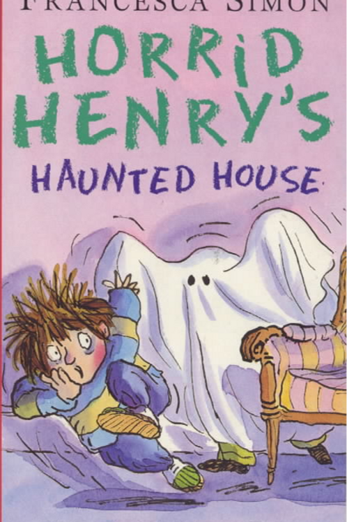The Haunted House: Book 6 -Francesca Simon