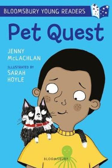 Pet Quest by Jenny McLachlan - White Book Band