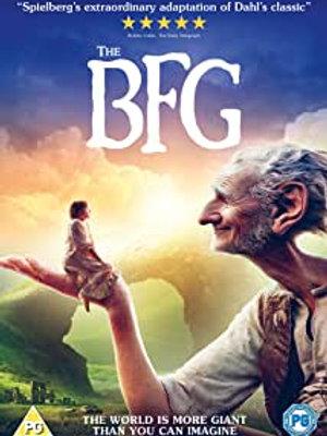 The BFG (DVD)
