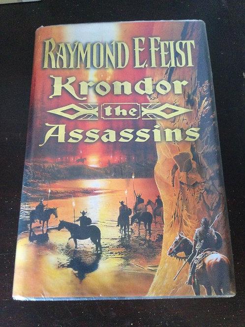 Krondor the Assassin by Raymond E. Feist