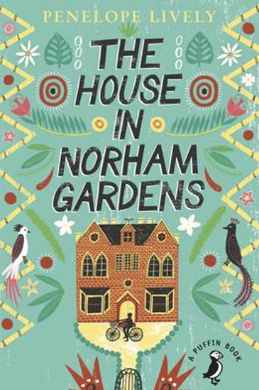 The House in Northam Gardens by Penelope Lively