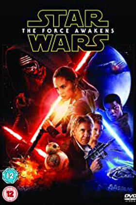 Star Wars The Force Awakens (DVD)