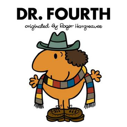 Dr. Fourth originated by Roger Hargreaves